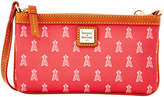 Dooney & Bourke Los Angeles Angels of Anaheim Large Wristlet