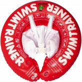 "FREDS SWIM ACADEMY SWIMTRAINER ""Classic"" Red 13-40 lbs"