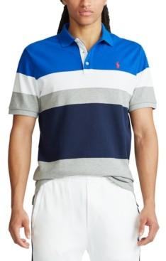 Polo Ralph Lauren Men's Classic Fit Mesh Polo Shirt