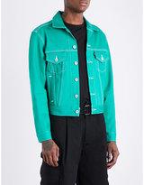 Off-White C/O Virgil Abloh Off-White x Levi's Trucker denim jacket