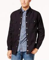 Dickies Men's Flannel-Lined Duck Shirt