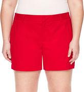 A.N.A a.n.a 5 Chino Shorts-Plus