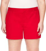 A.N.A a.n.a Chino Shorts-Plus