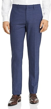 Theory Mayer Micro Houndstooth Slim Fit Suit Pants - 100% Exclusive