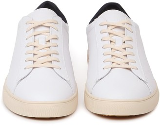 Reiss Bradley - Clae Leather Trainers in White