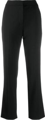 Victoria Victoria Beckham Straight Leg Trousers