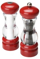 Olde Thompson Del Norte Pepper Mill and Salt Shaker Set