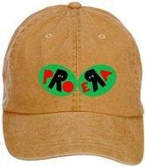 ciyanccapp Unisex Pro Era Hip Hop Collective Logo Baseball Caps ColorName Velcro Adjustable