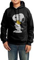 Lcastees Snoopy Woodstock,Big Boys' Or Girls 100% Cotton Hoodie M