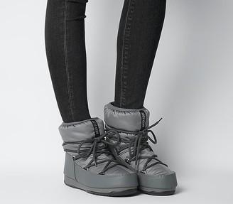 Moon Boot Low Nylon Boots Castle Rock