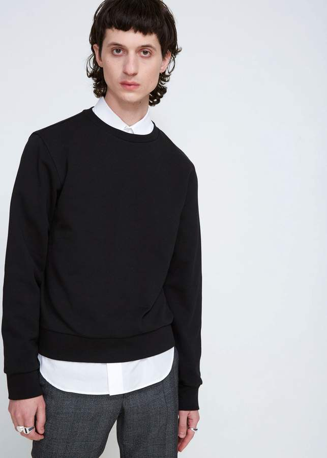 Maison Margiela Elbow Patch Crew