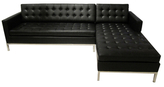 Perry Right Facing Sectional Sofa (2 PC)