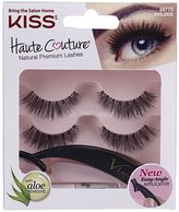 Kiss Haute Couture Strip Lashes by Double Pack - Ritzy