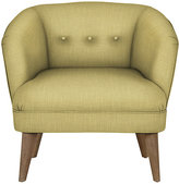 Marks and Spencer Benni Armchair Veela Ochre - Self Assembly