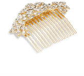 Cara Stone-Accented Floral Hair Comb