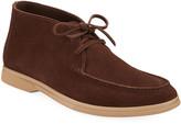 Brunello Cucinelli Men's Suede Mid-Top Desert Chukka Boots
