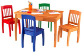 Kid Kraft Euro Honey Kids 5 Piece Table and Chair Set