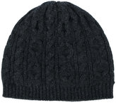 Pringle cable knit beanie