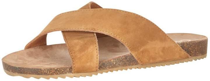 Cream Brown Sandal