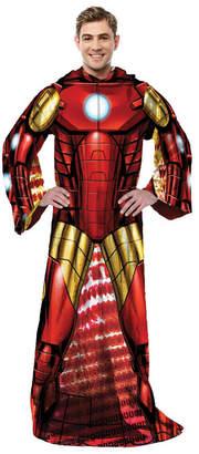 Marvel Ironman Adult Wearable Blanket