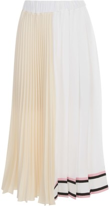 N°21 N.21 Pleated Skirt