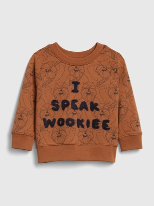 Star Wars babyGap | StarWars Crewneck Sweatshirt