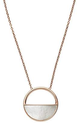 Skagen Women's Rose Gold Necklace SKJ0997791