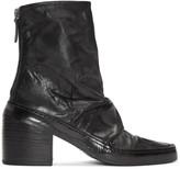 Marsèll Black Ferro Boots