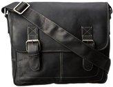 Latico Leathers Basics Adventurer Messenger Bag