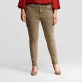 Ava & Viv Women's Plus Size Utility Pants