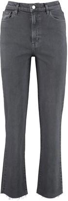 J Brand Jules Straight Leg Jeans