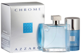 Azzaro Chrome and Set