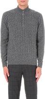 Corneliani Knitted Wool-blend Jumper