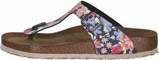 Birkenstock Women's Tongs Gizeh SFB Birko-Flor Supernatural Sandal