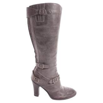 Belstaff \N Grey Leather Boots