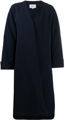 Enfold Oversized Open-Front Coat