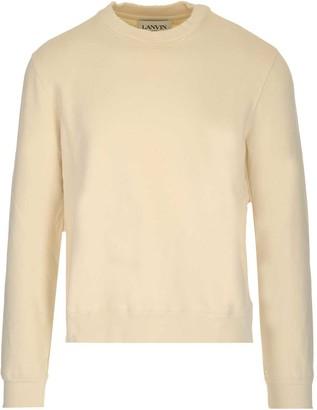 Lanvin Logo Printed Sweatshirt