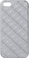 Swarovski Swanflower Silver Crystal Smartphone Incase