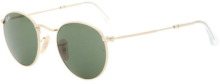 Ray-Ban Metal framed sunglasses