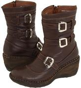Lassen Kansas 5414 (Chocolate) - Footwear