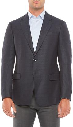 Giorgio Armani Men's Textured Wool Sport Coat