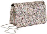 Miss Selfridge Assorted Glitter Cross Body Bag, Multi