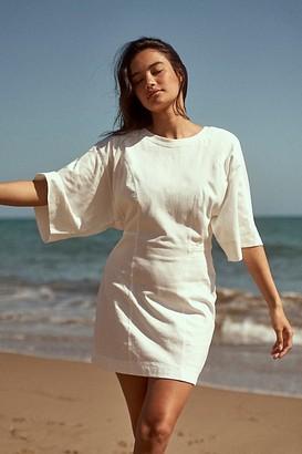 Fp Beach Don't Look Back Mini Dress