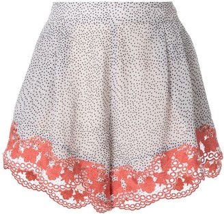 We Are Kindred Argentina dotted shorts
