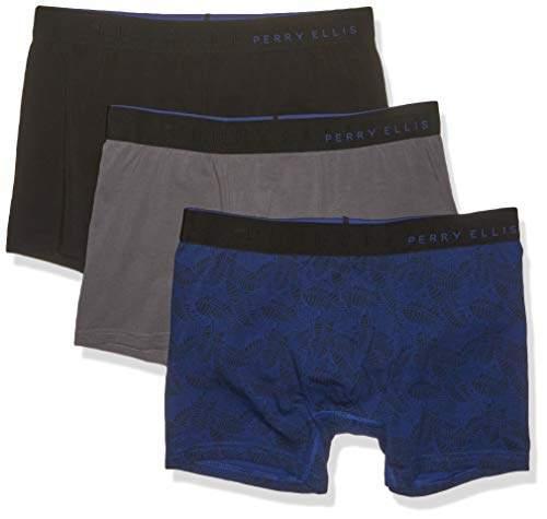 Men S Portfolio 3 Pack Leaf Print Boxer Brief