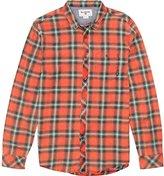 Billabong Men's Fremont Long Sleeve Woven Flannel