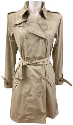 Aspesi Beige Trench Coat for Women