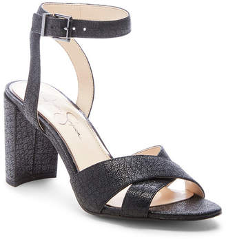 Jessica Simpson Niara Block Heel Sandals Women Shoes