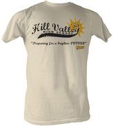 Back To The Future - Hill Valley High 55 Mens T-Shirt In
