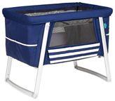 babyhome® Dream Air Portable Bassinet in Sailor Blue/White